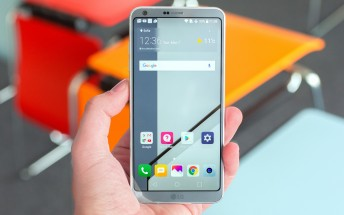 LG G6 arrives at Sprint tomorrow for half off its normal price