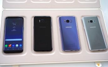 Sprint announces Galaxy S8