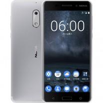 Nokia 6 in white