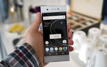 Sony Xperia XA1 lands in the US on May 1 for $299.99