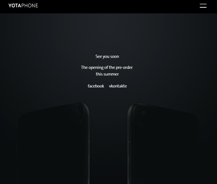 YotaPhone 3 will start at $350, company confirms