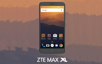 ZTE announces the MAX XL with a 6-inch screen for Boost and Virgin Mobile