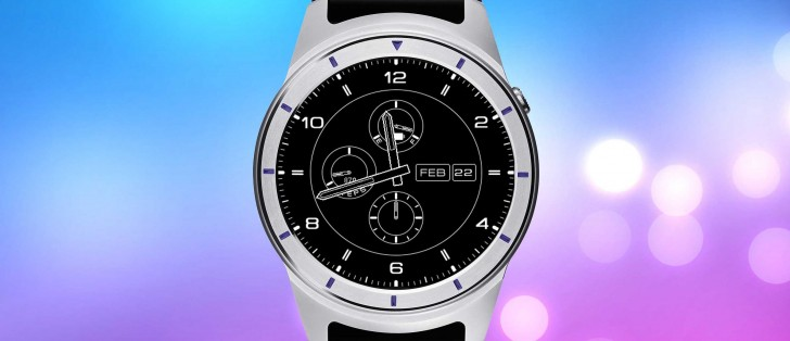 ZTE launches its first Android Wear watch