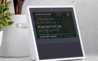 Amazon unveils Echo Show with 7