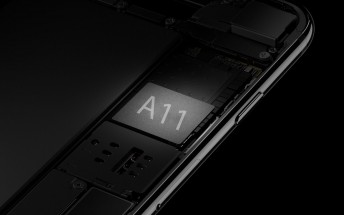 Apple places order for A11 chips for the iPhone 8