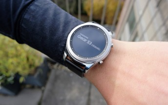 AT&T will release the Samsung Gear S3 classic LTE on May 26
