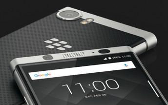 Vodafone UK starts offering BlackBerry KEYone