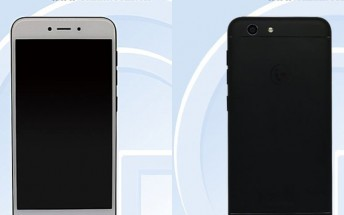Nougat-powered Gionee F109L clears TENAA