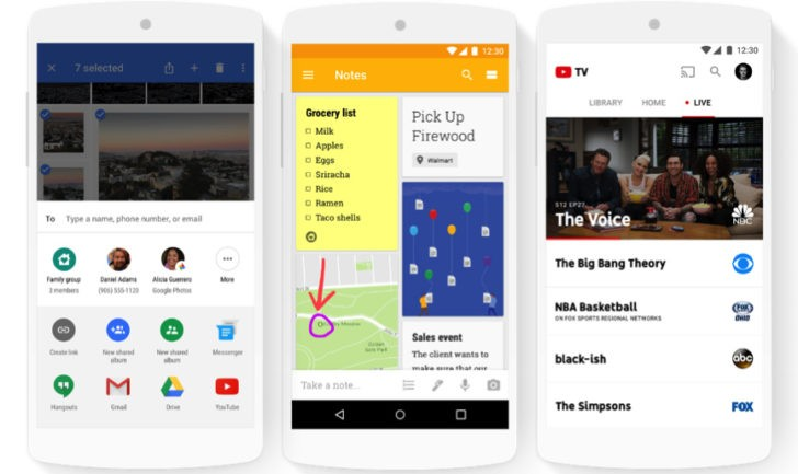 Google Families makes it easy to share calendars, photos, and reminders