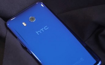 HTC U 11 leaks in video ahead of official launch