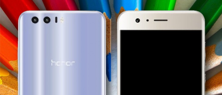 Huawei Honor 9 colors leak: bold yellow joined by blues ...