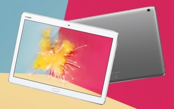 Huawei launches the MediaPad M3 Lite 10