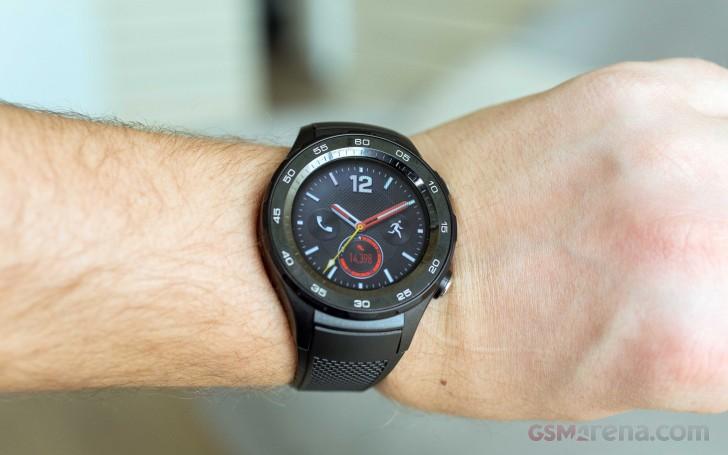 Huawei Watch 2 arrives in the UK
