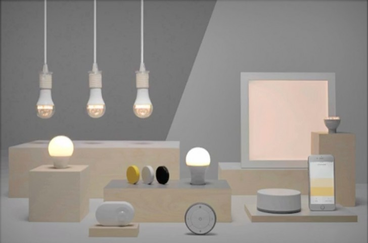 ikea 39 s smart home products will be compatible with alexa. Black Bedroom Furniture Sets. Home Design Ideas