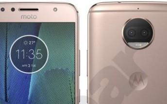 Dual rear-camera sporting Motorola Moto G5S Plus leaks in images