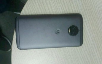 Here's the first live photo of the Moto G5S Plus