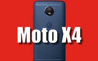 The Moto X (2017) will actually be called Moto X4
