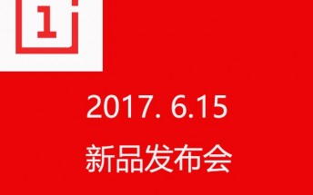OnePlus 5 to be announced on June 15, leaked poster claims
