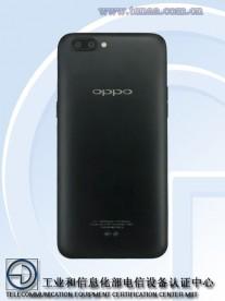 Oppo R11 Plus (photos by TENAA)