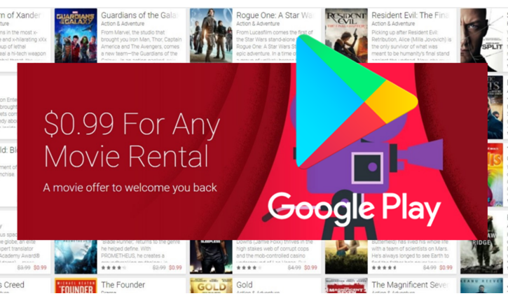 Google is offering new Google Play Music subscribers four free months