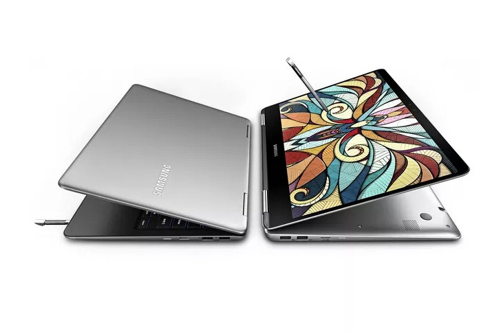 Samsung equips new Notebook 9 Pro with built-in S Pen