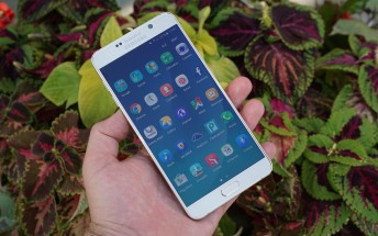 T-Mobile's Galaxy Note5 is receiving the May security update