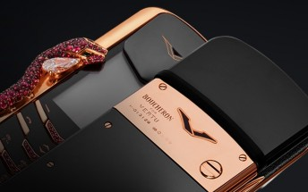 Vertu launches Signature Cobra phone worth $360k