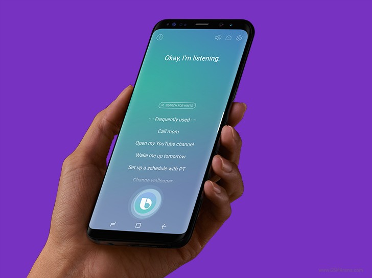 Samsung is testing Bixby Voice in the US through an early access program