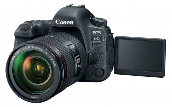 Canon announces EOS 6D Mark II and EOS 200D
