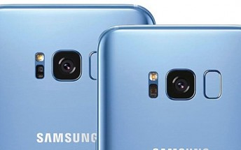 Coral Blue Samsung Galaxy S8/S8+ tipped to be coming to US
