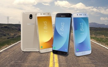Samsung Galaxy J7 (2017) and J5 (2017) unveiled: 13MP cams and octa-core processors on a budget