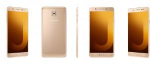 Samsung Galaxy J7 Max: Gold