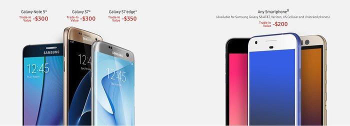 Samsung $350 Deal