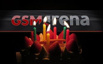 GSMArena.com turns 17, happy birthday to us!