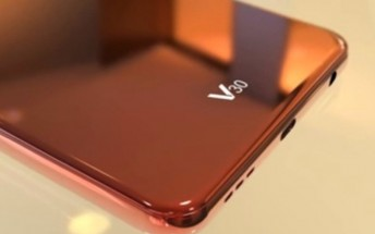 LG V30 to come with glass back, wireless charging