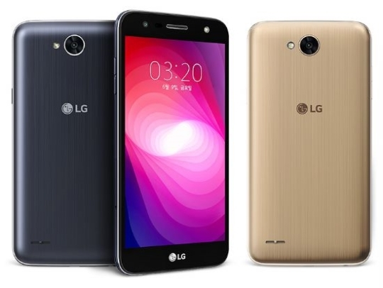 LG X500 with 4500mAh battery, 2GB RAM, Android 7 announced
