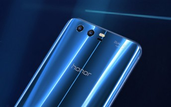 Huawei Honor 9 official: 5.15