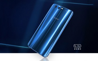 Honor 9 pre-sale starts in Finland, to cost €499