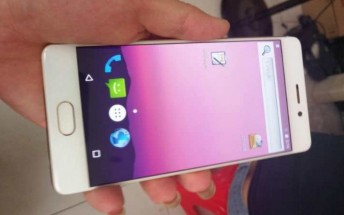 First live Meizu Pro 7 hands-on image surfaces