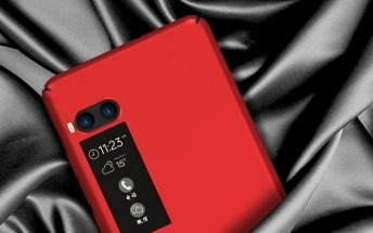 Protective cases allegedly leak the design of the Meizu Pro 7