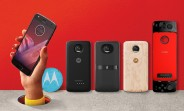 Moto Z2 Play goes official along with new Moto Mods