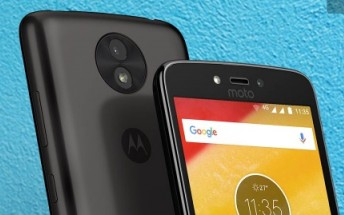 Motorola Moto C Plus arrives in India for around $110
