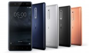 Nokia 3, 5 and 6 launched in India