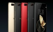 ZTE nubia Z17 announced with Snapdragon 835 and 8GB RAM