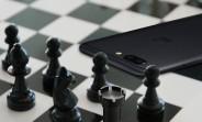 OnePlus 5 camera sample: black & white