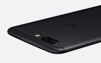 OnePlus 5 back design officially revealed, horizontal dual camera confirmed