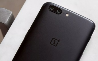 OnePlus 5 now available in India
