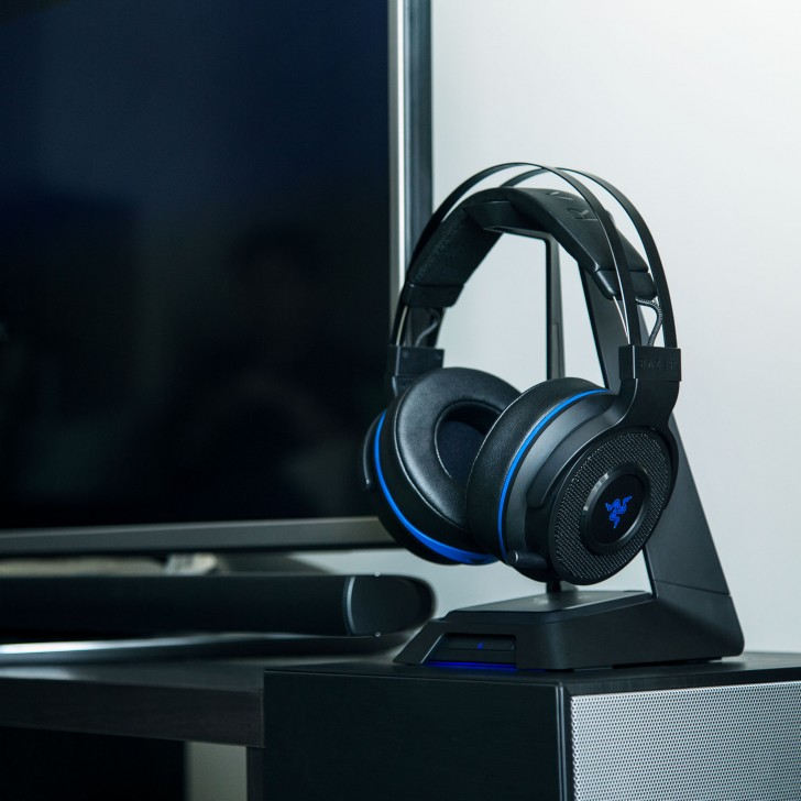 Razer Unveils New Console Headphones: Thresher Ultimate Gaming Headset