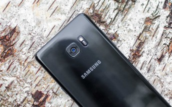 Samsung Galaxy Note7 FE pops up on GFXBench