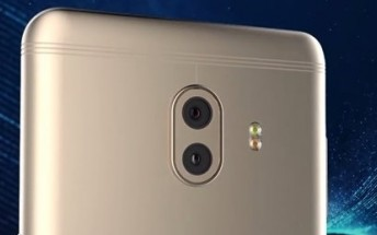 Samsung Galaxy C10 press images leak, confirm dual camera setup